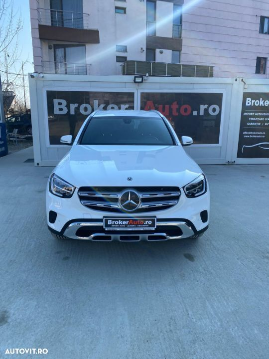 Mercedes-Benz GLC 220 - 1