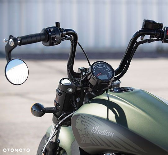 Indian Scout Bobber Twenty Thunder Black 2020 !! - 7