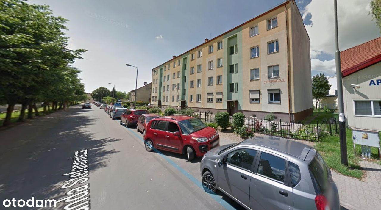 Stefanowicza 33c 31,50 m2 PARTER