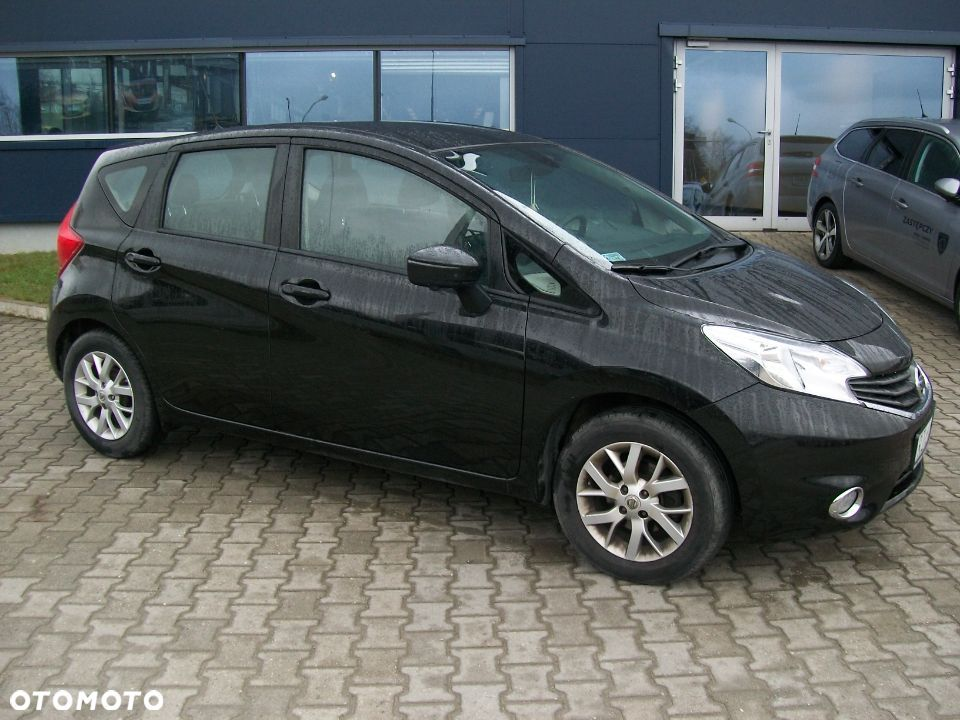 Nissan Note 1,5 DCI 90 KM - 1