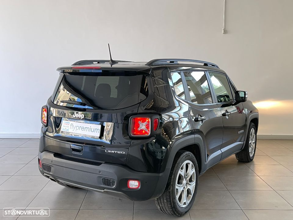 Jeep Renegade 1.6 MJD Limited DCT - 5