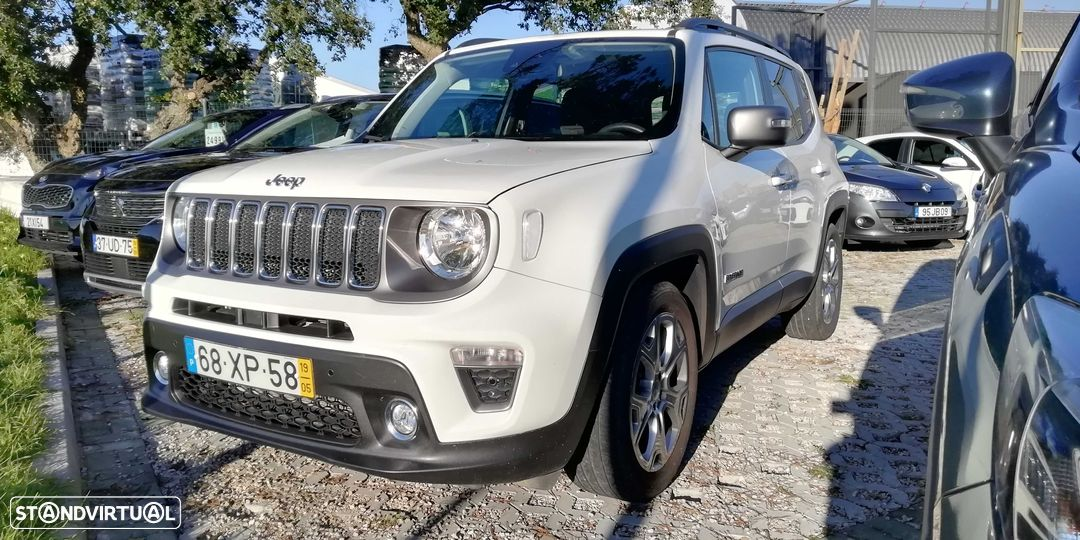Jeep Renegade (Renegade 1.0 T Limited) - 1