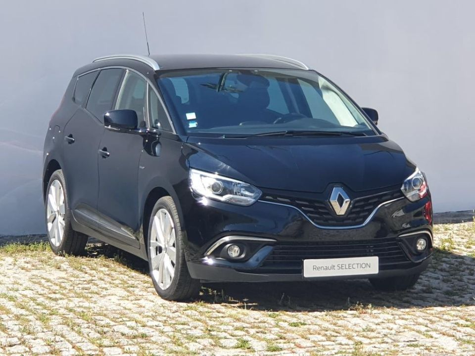 Grand Scénic - 1.7 Blue dCi Limited