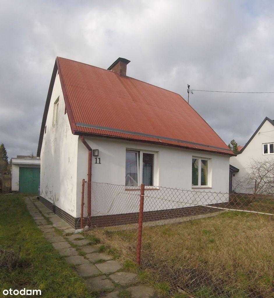 Sprzedam dom z działką i budynkiem gosp. w Sztumie