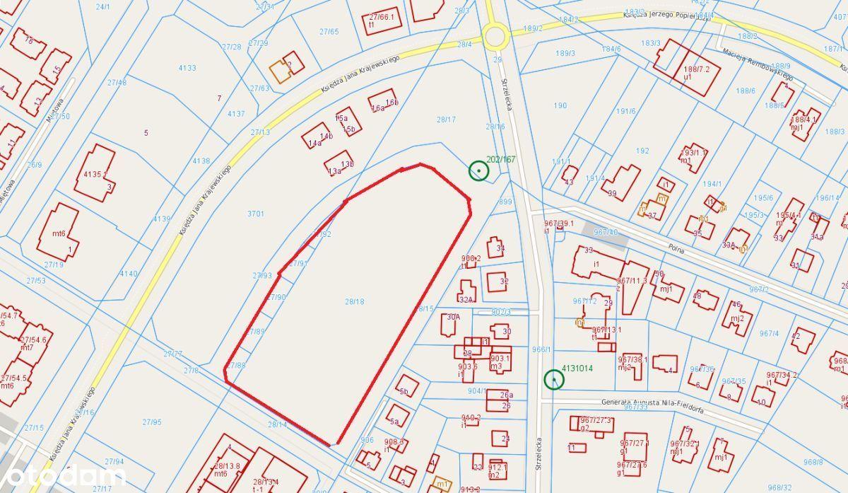 Działka, 12 210 m², Środa Wielkopolska