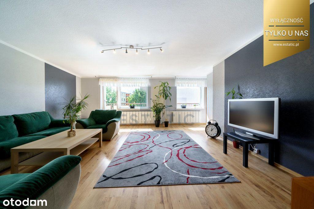 Słoneczne 3-pokojowe mieszkanie w Pucku