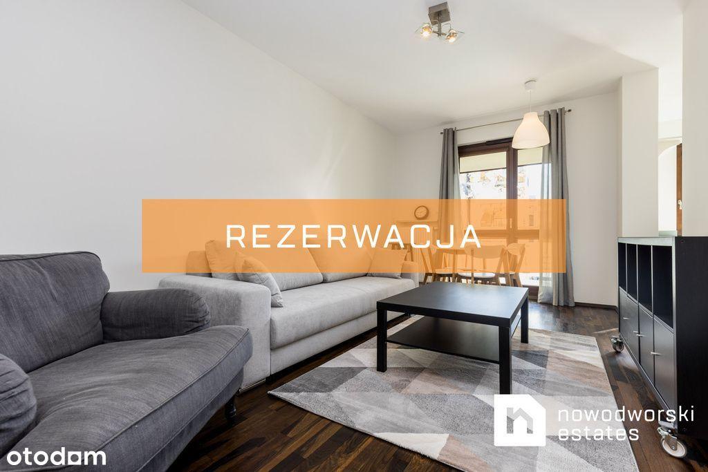 Przestronne mieszkanie na Giełdowej blisko metra