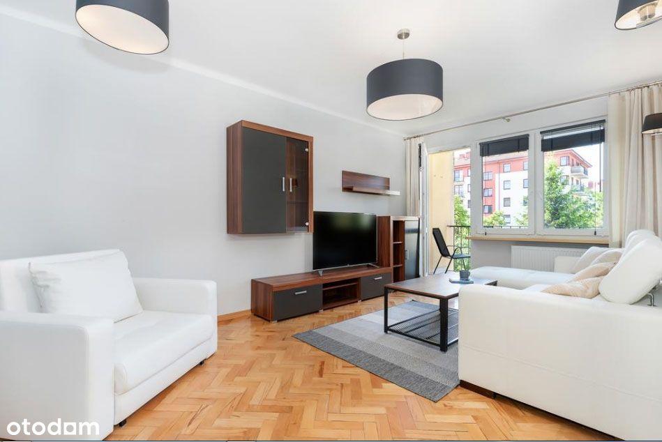 Mieszkanie 2 pokojowe 48m2 bez oplat, z garazem.