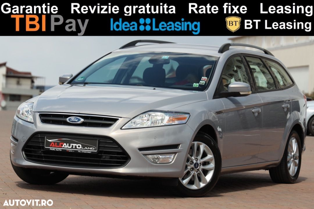 Ford Mondeo Turnier - 1