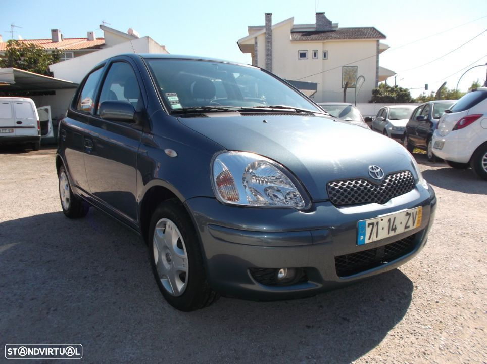 Toyota Yaris 1.0 In-Pack - 1