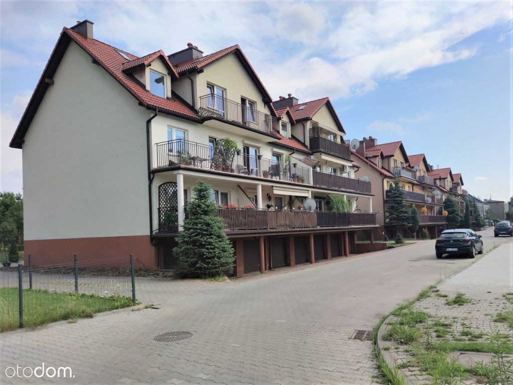 Nowe budownictwo z garażem Sosnowiec Centrum
