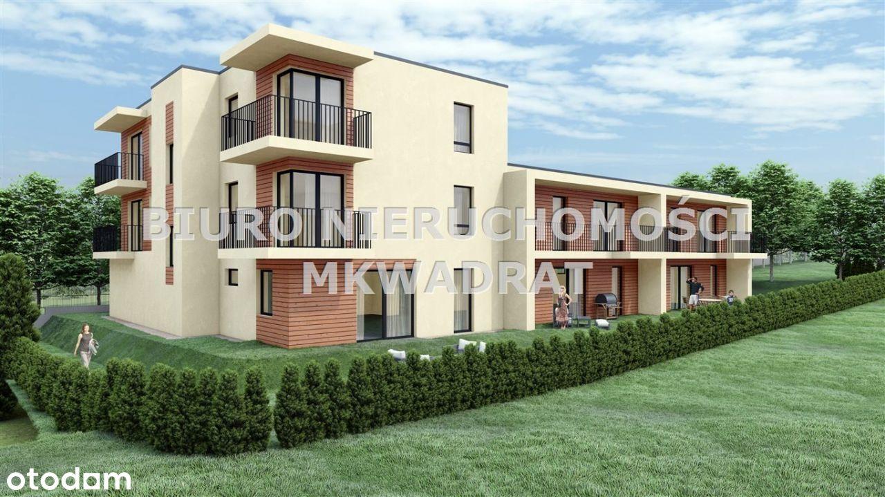 3 pokoje, duży balkon, nowe budownictwo, Ligota
