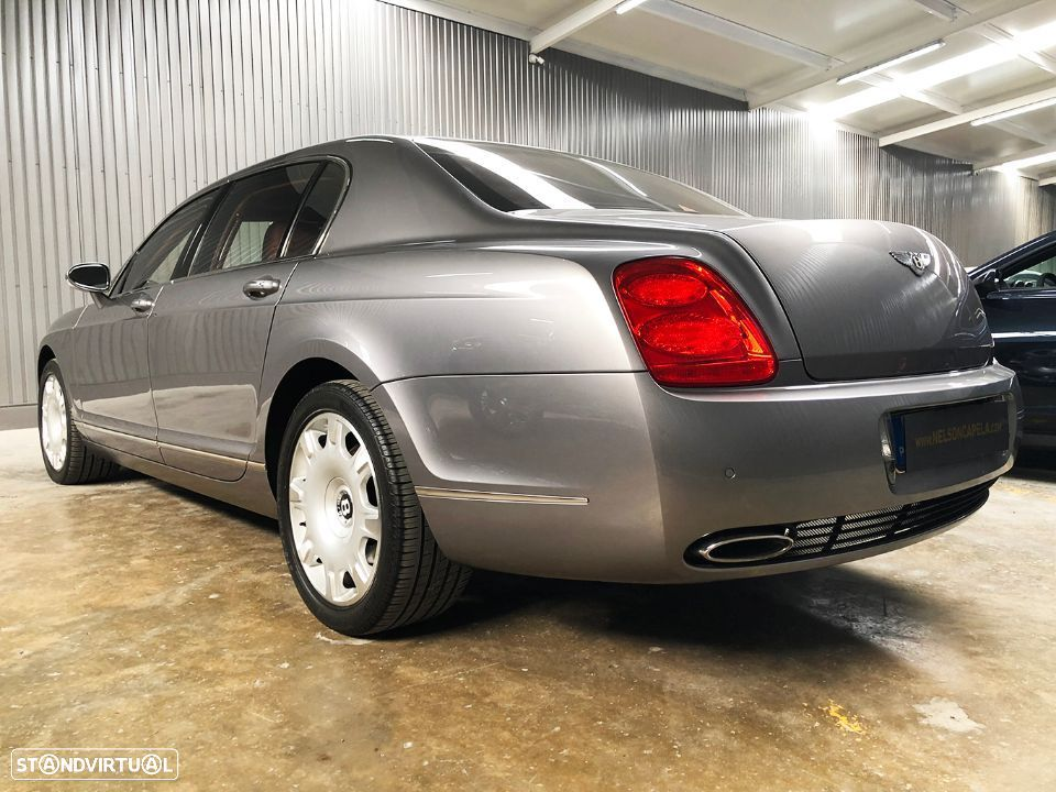 Bentley Continental Flying Spur 5 Lugares 6.0L W12 - 5