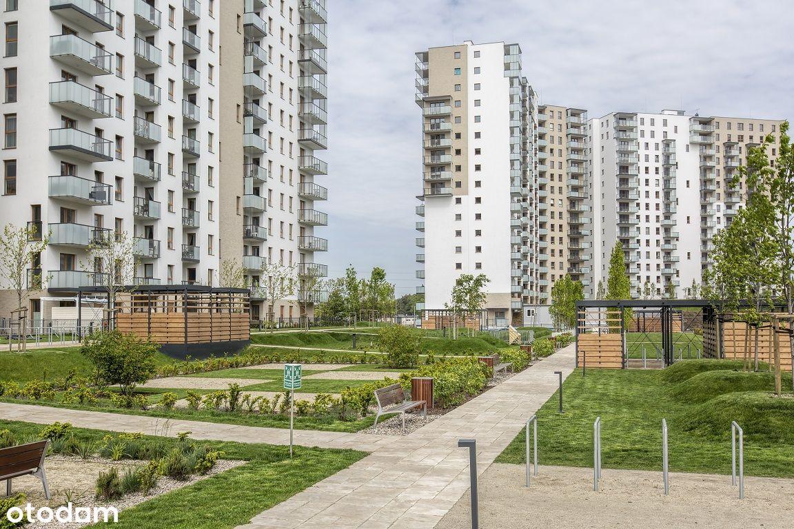 Nowa Letnica - mieszkanie H1 3M01