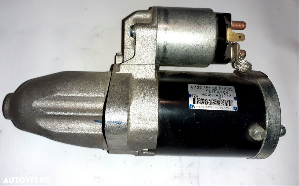 Electromotor SMART Fortwo 1.0 M0T46171 - 4