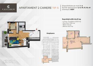 Apartament 2 camere semicentral, Cluj-Napoca