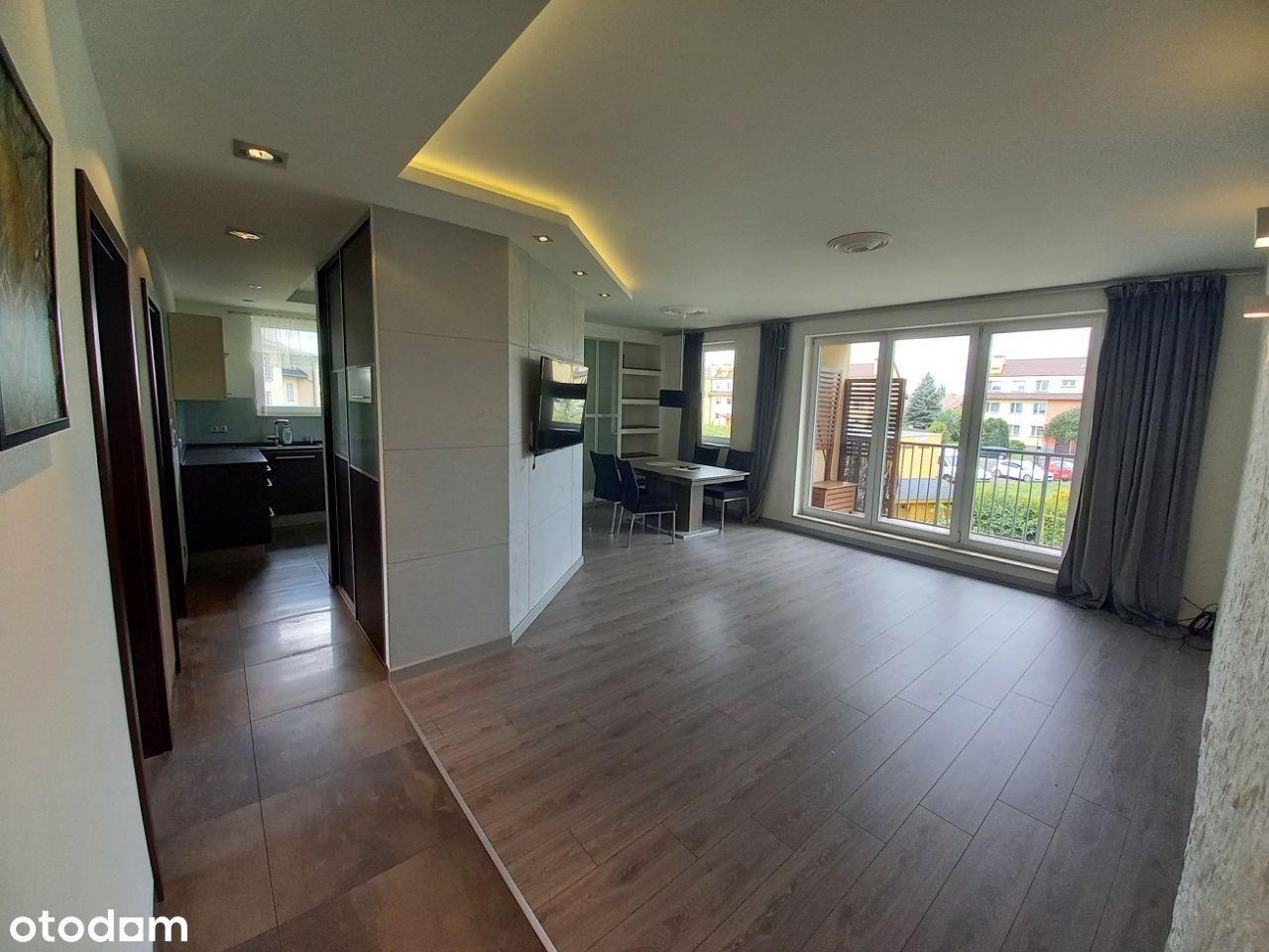 Piękne mieszkanie z miejscem postojowym, 3 pokoje
