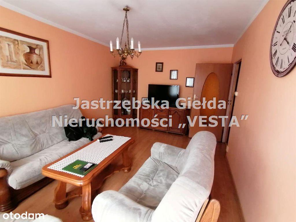 Mieszkanie, 60 m², Jastrzębie-Zdrój