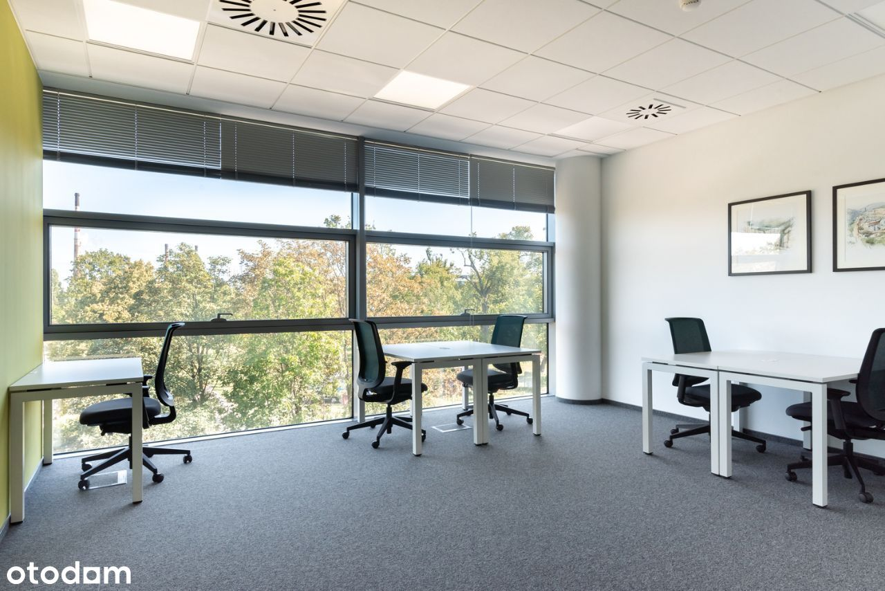 Biura 5 przestrzeni do pracy – Opera Office