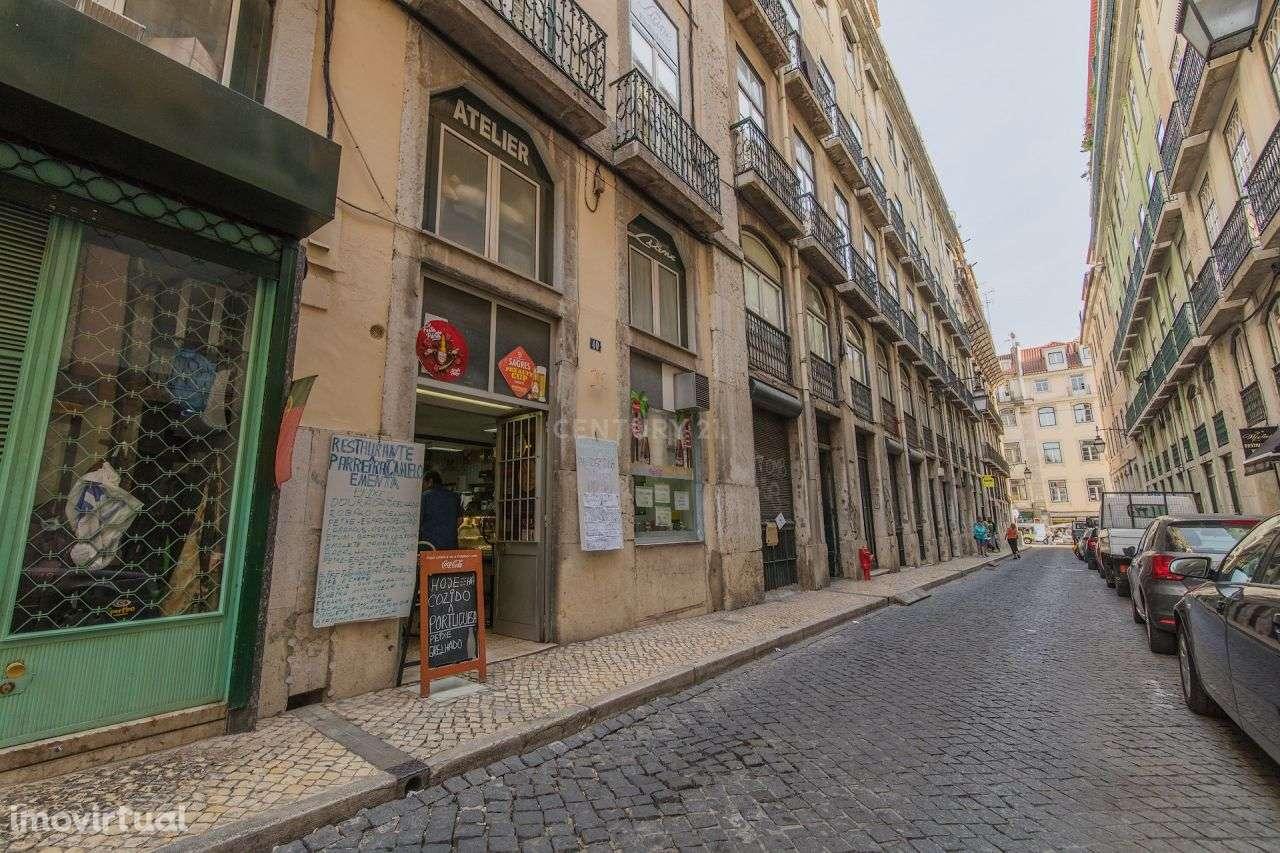 Trespasses para comprar, Santa Maria Maior, Lisboa - Foto 1