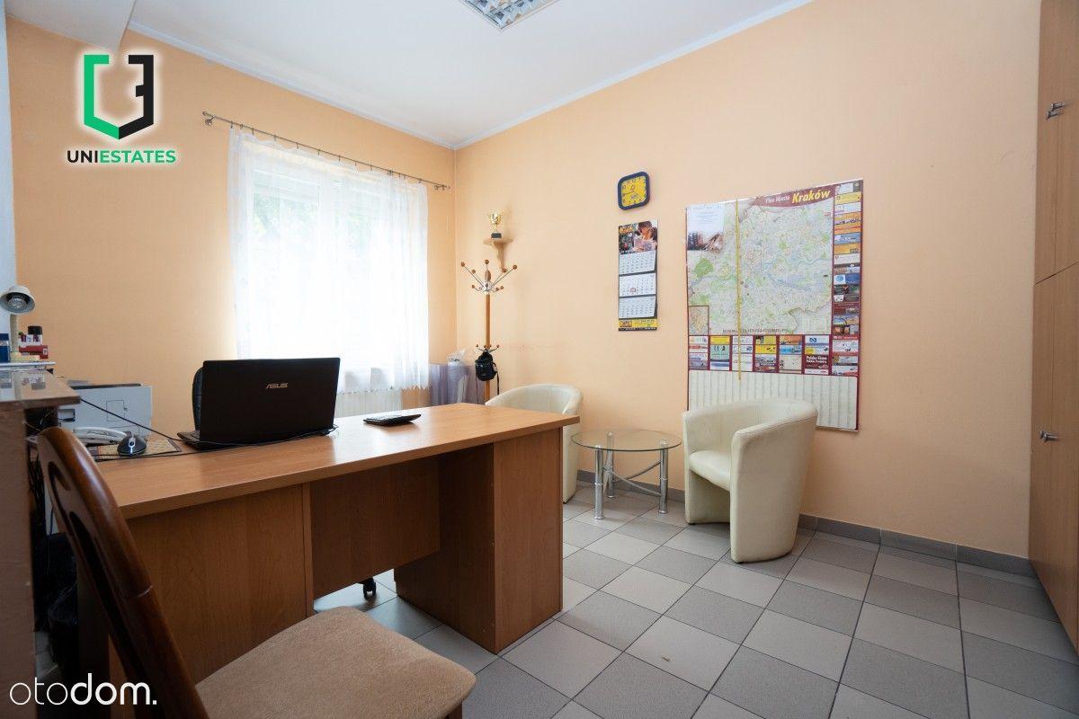 Biuro | 91m2 | 7 pomieszczeń | Nowa Huta