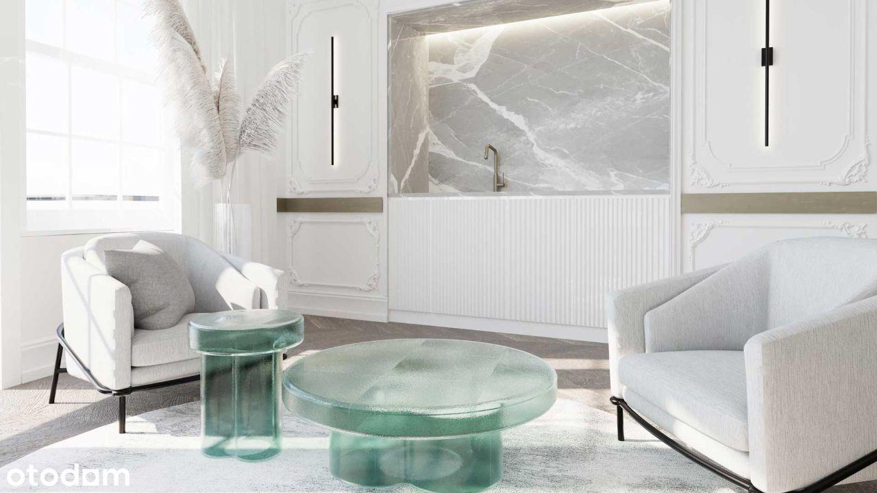 Ekskluzywny Apartament w Baltic Luxury Residence