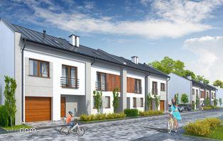 Osiedle Zielona Aleja - Segment 147 m2 z garażem