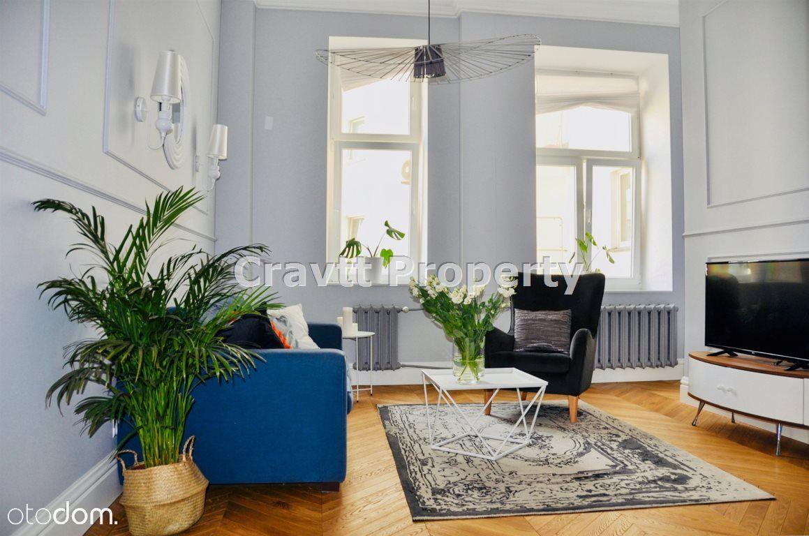 Wyjątkowy apartament przy ul. Hożej