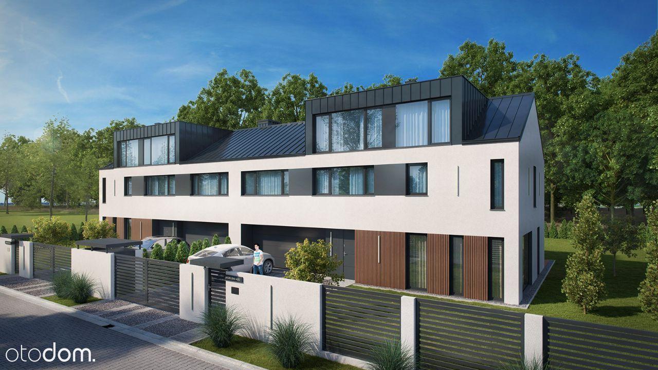 Zielony Ursynów, 2 luksusowe domy