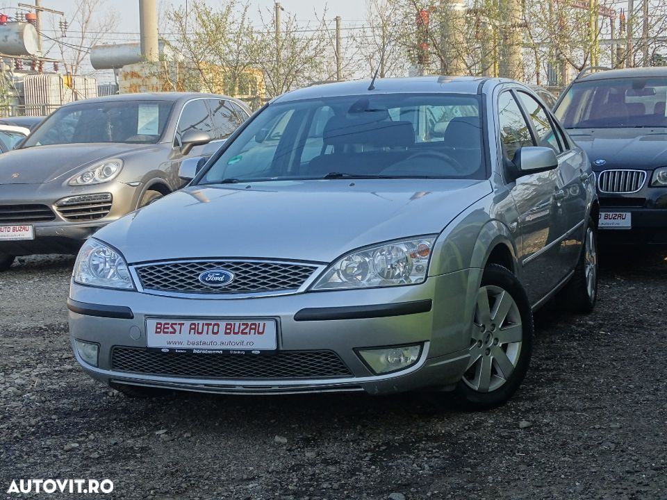 Ford Mondeo - 12