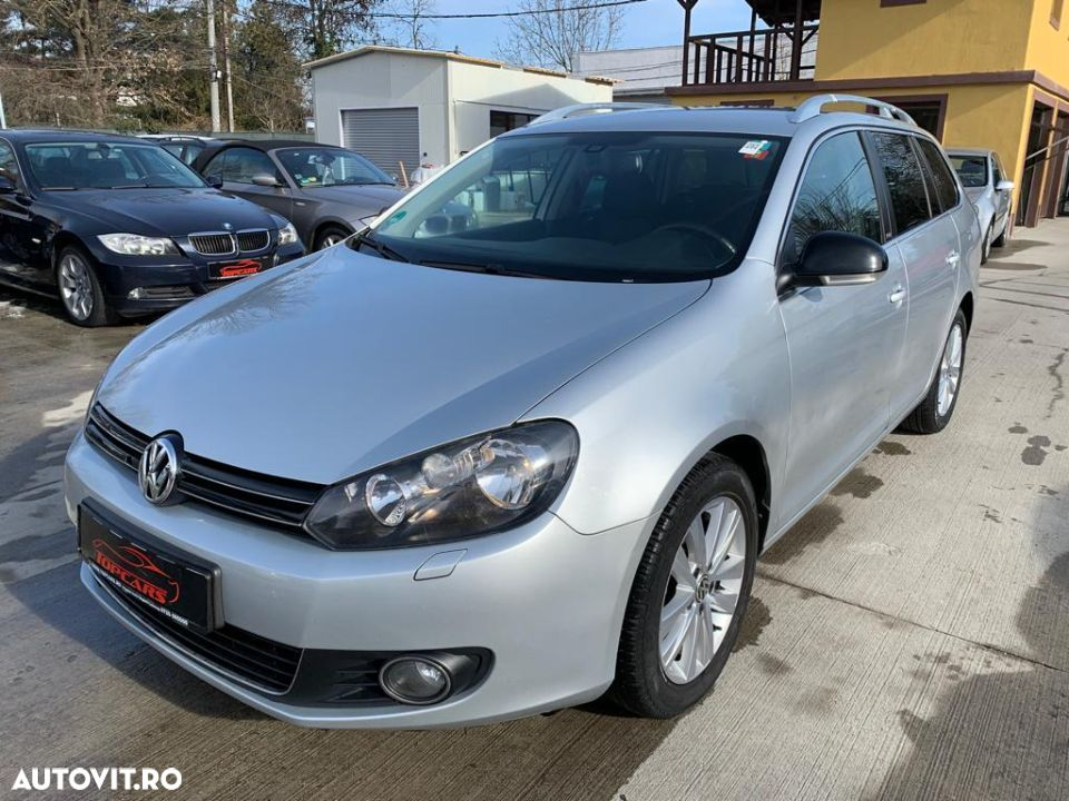 Volkswagen Golf 1.6 - 8