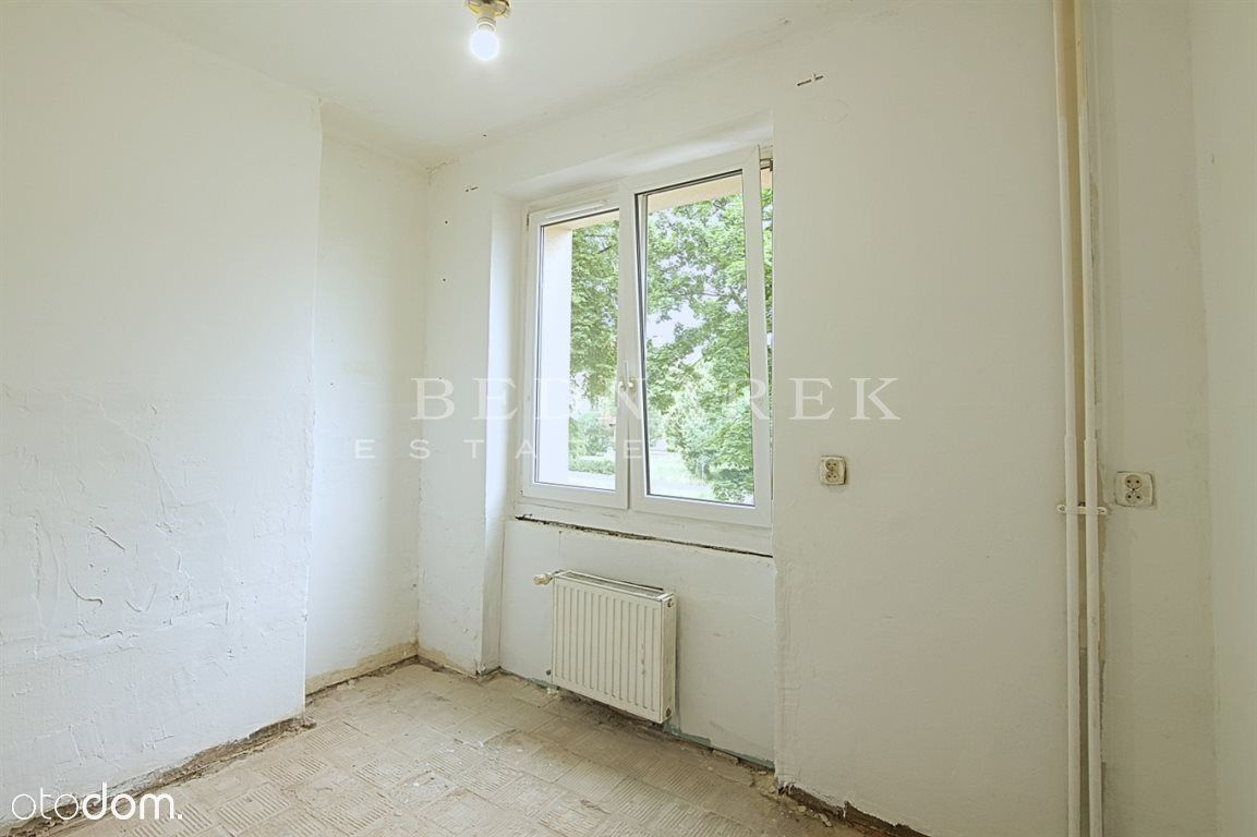 Mieszkanie do remontu, możliwośc zrobienia 3 pokoi