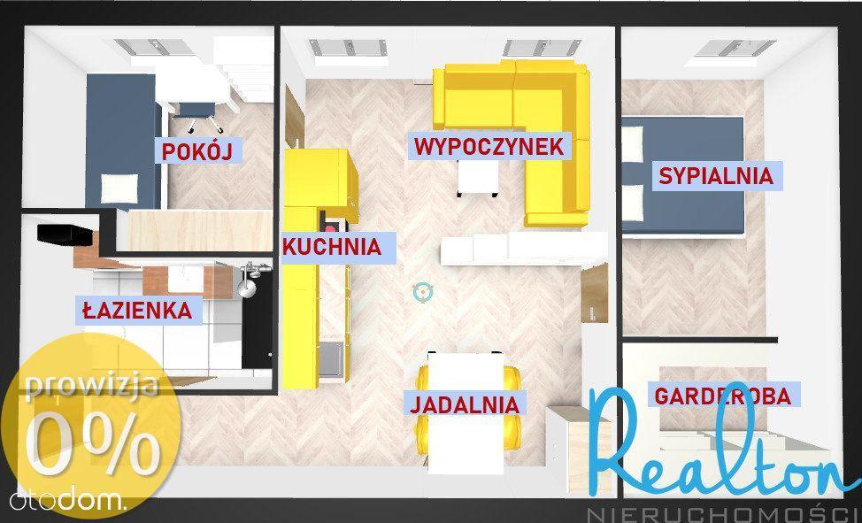 Przestronne mieszkanie do Remontu