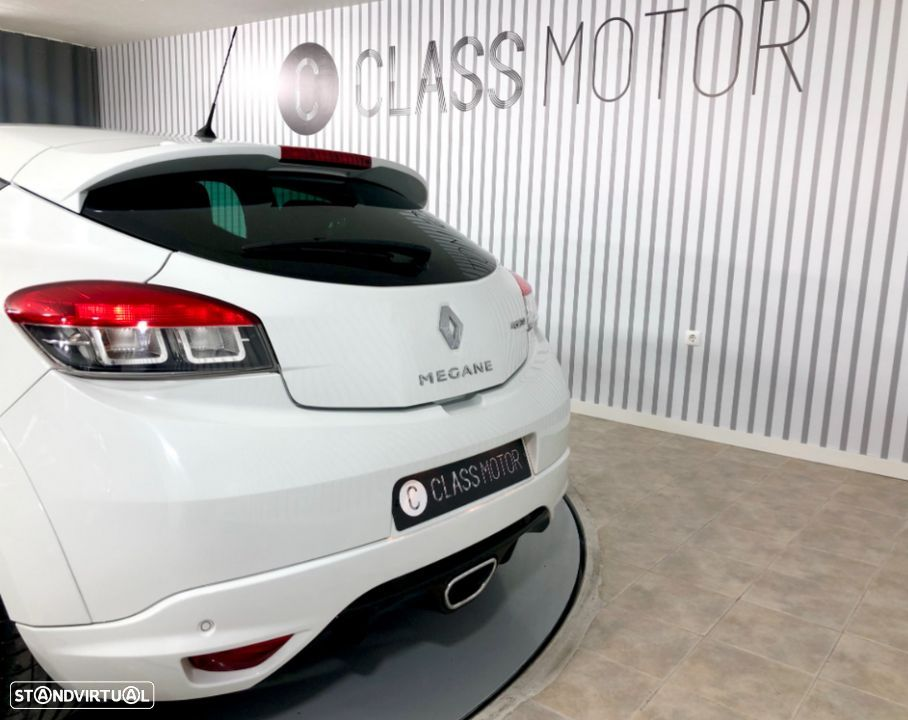 Renault Mégane Coupe 2.0 T 16V RS - 9