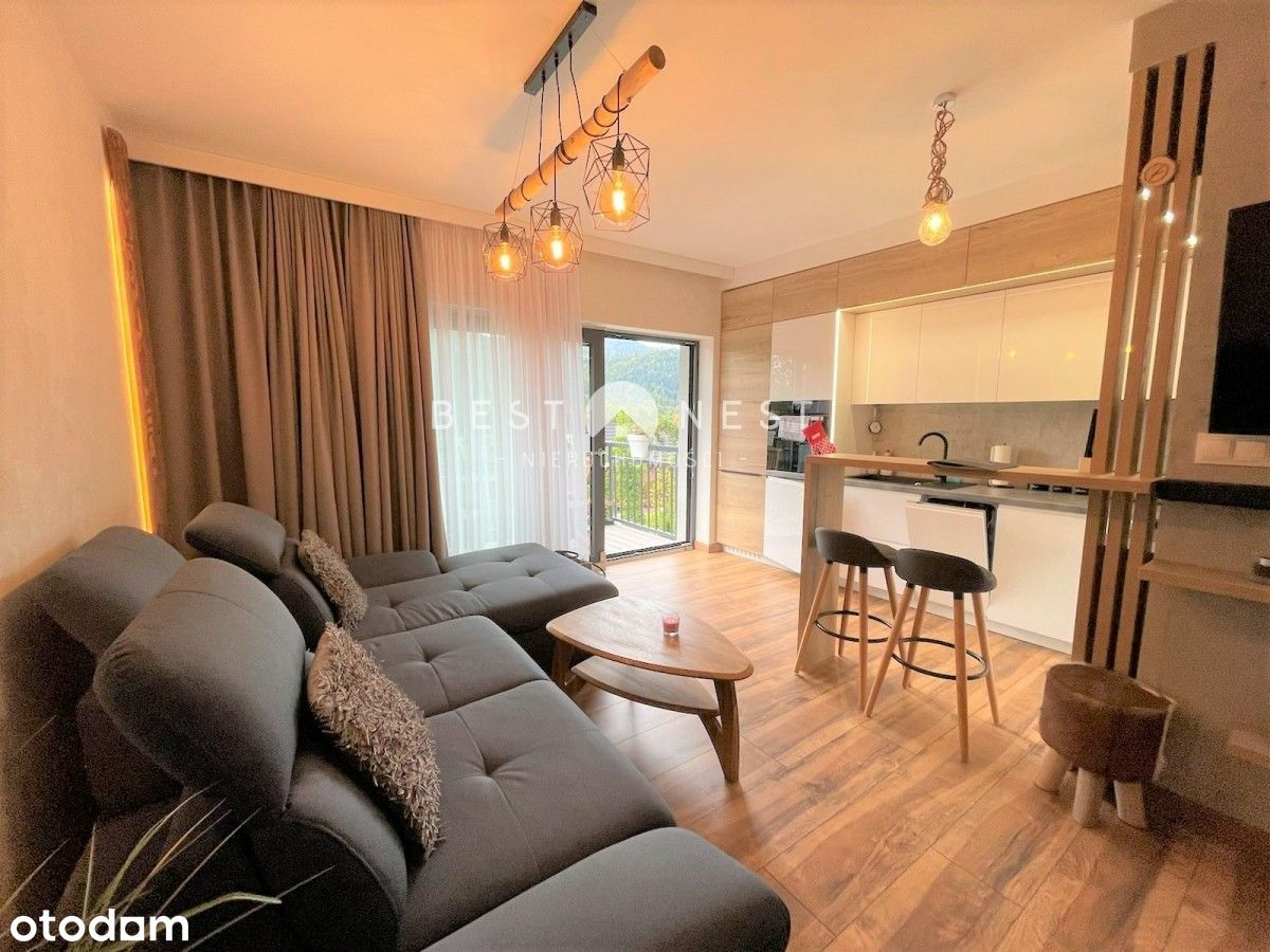 Luksusowy apartament w Szczyrku
