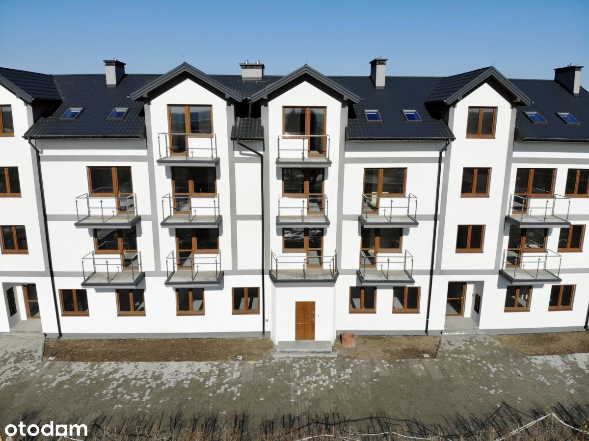 Mieszkanie, 57,48 m², Wola Batorska