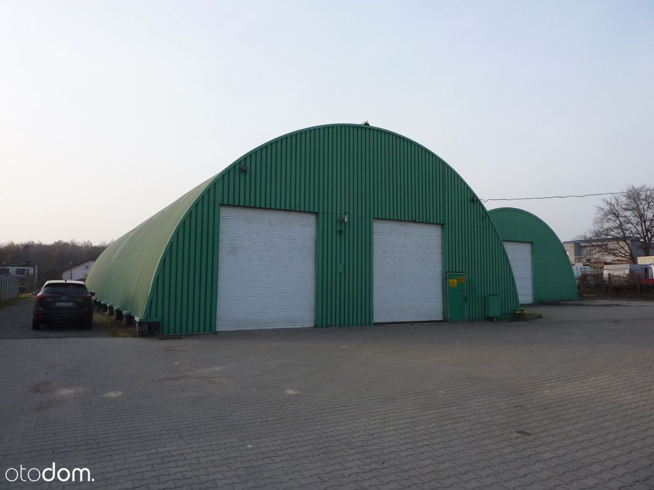 Hala/Magazyn, 1 280 m², Zabrze