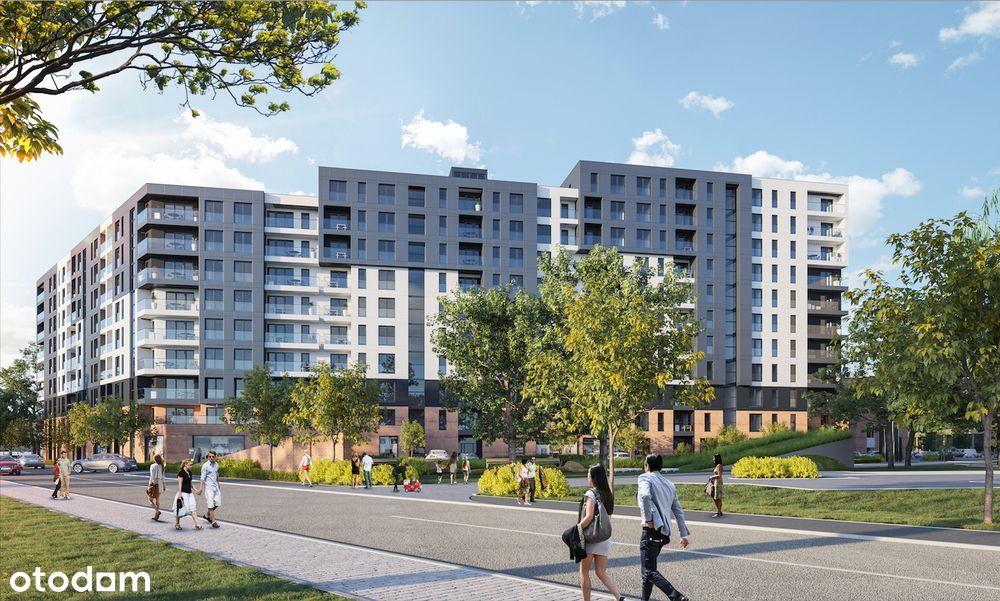 Apartament w inwestycji Fabryczna City M80