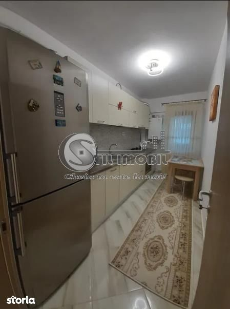 Apartament cu 2 camere,52mp, Bucium,62500 euro