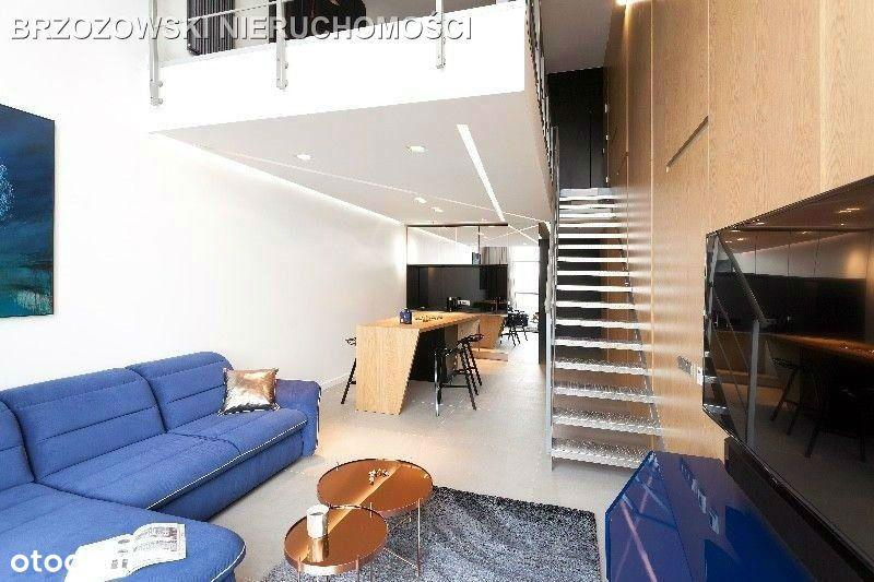 Qbik Lofts, Woronicza, 2-poziomowe, 67 m2, 2013 r.