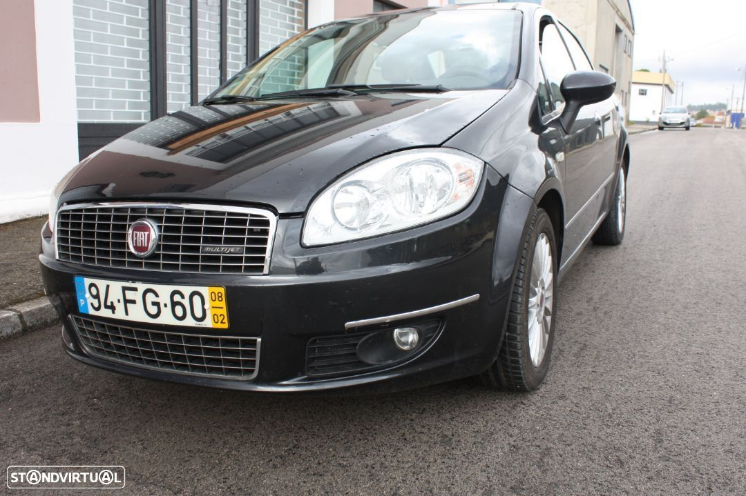 Fiat Linea 1.3 M-Jet Emotion - 1