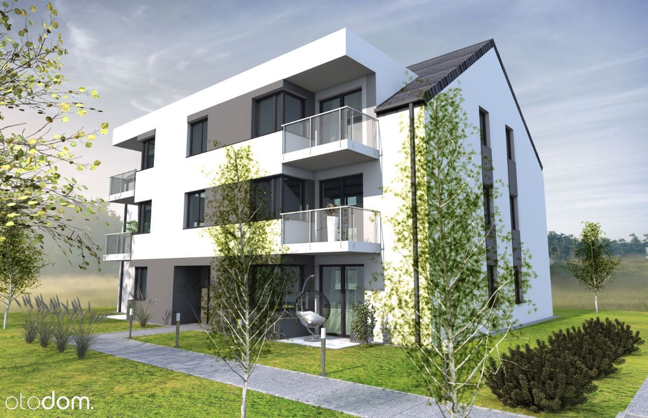CHOJNICZKI - Świerkowa - mieszkania 2-3 pokojowe