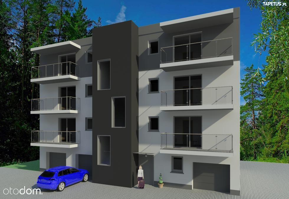 Nowe mieszkania 1,2,3,-pokojowe w Krajence