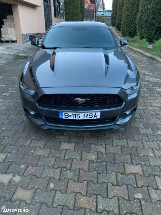 Ford Mustang 2.3 - 3