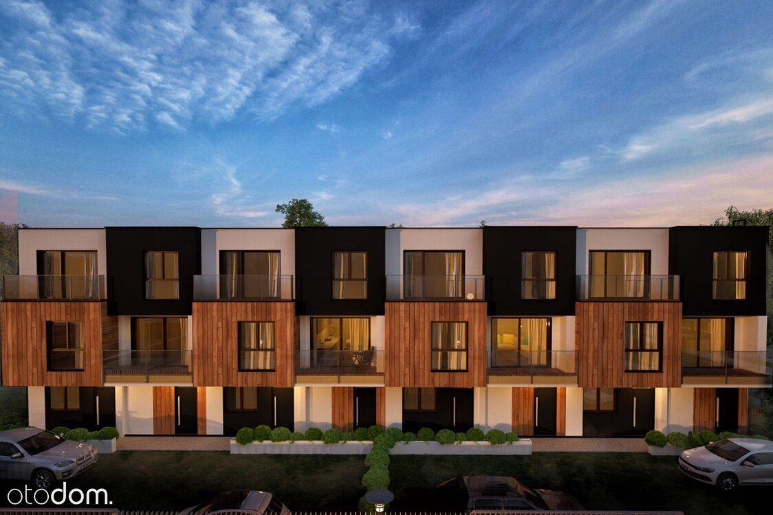 Przestronne mieszkanie w szeregowcu, Marki - C2