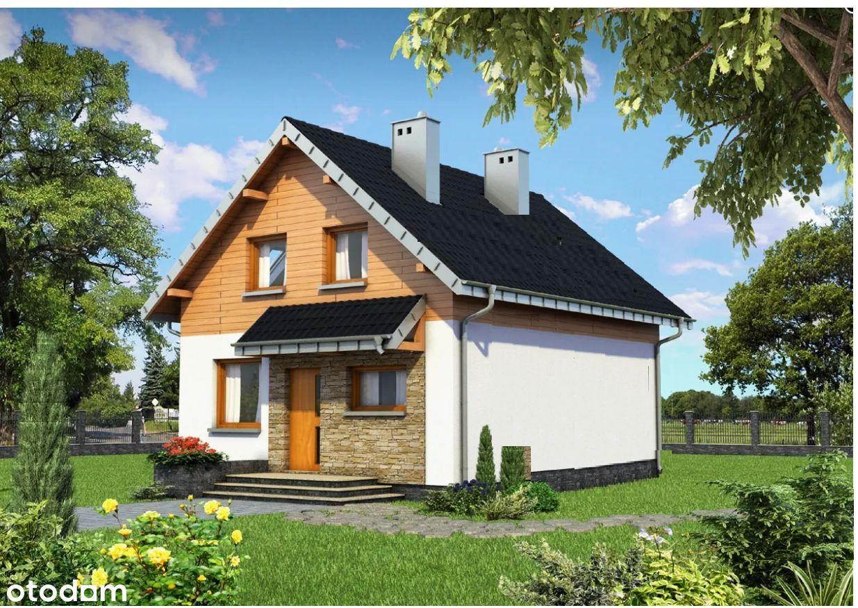 4-pokojowy dom pod Wrocławiem. Pompa ciepła
