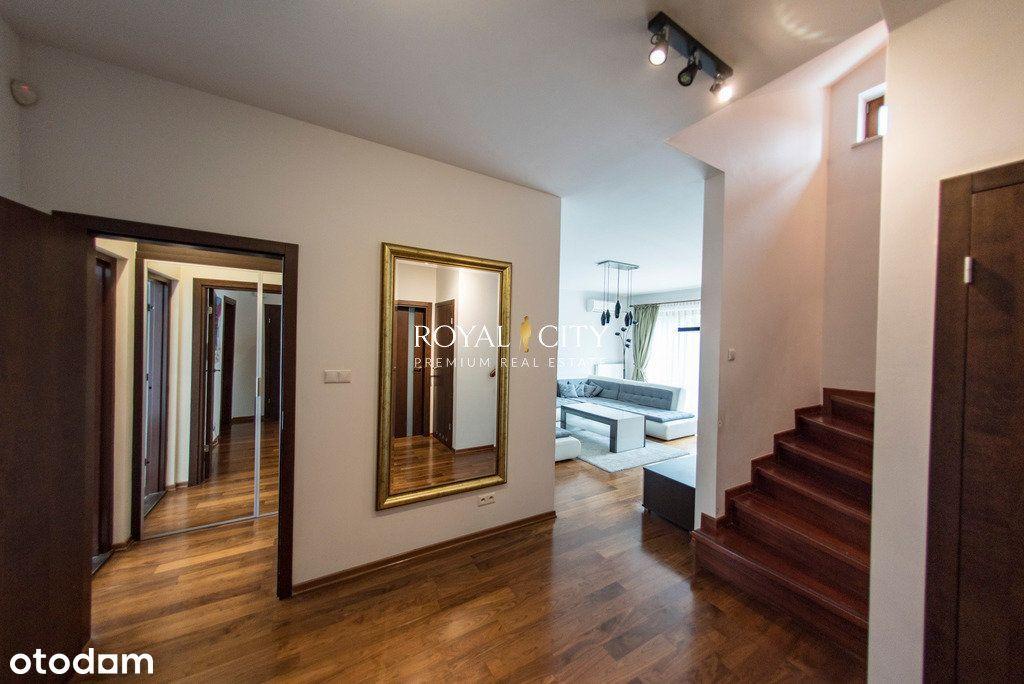 Atrakcyjny dom na osiedlu Marina Mokotów