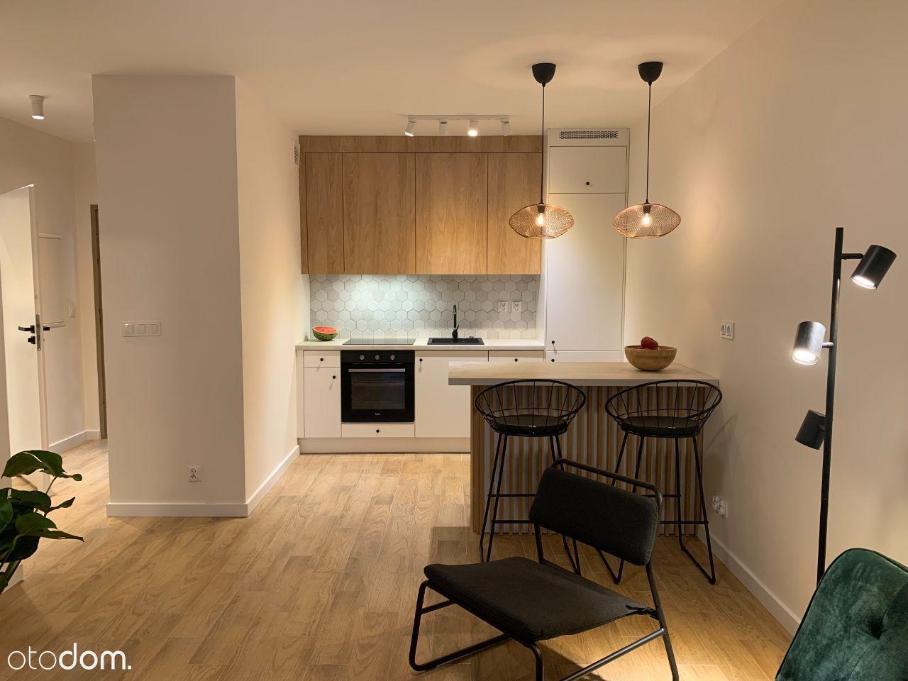 Nowe, luksusowe, w pełni wyposażone mieszkanie