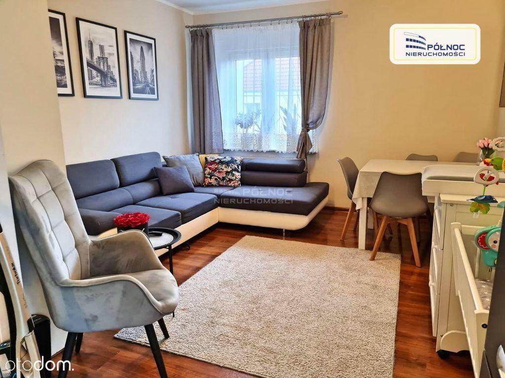 Mieszkanie, 48,86 m², Bolesławiec