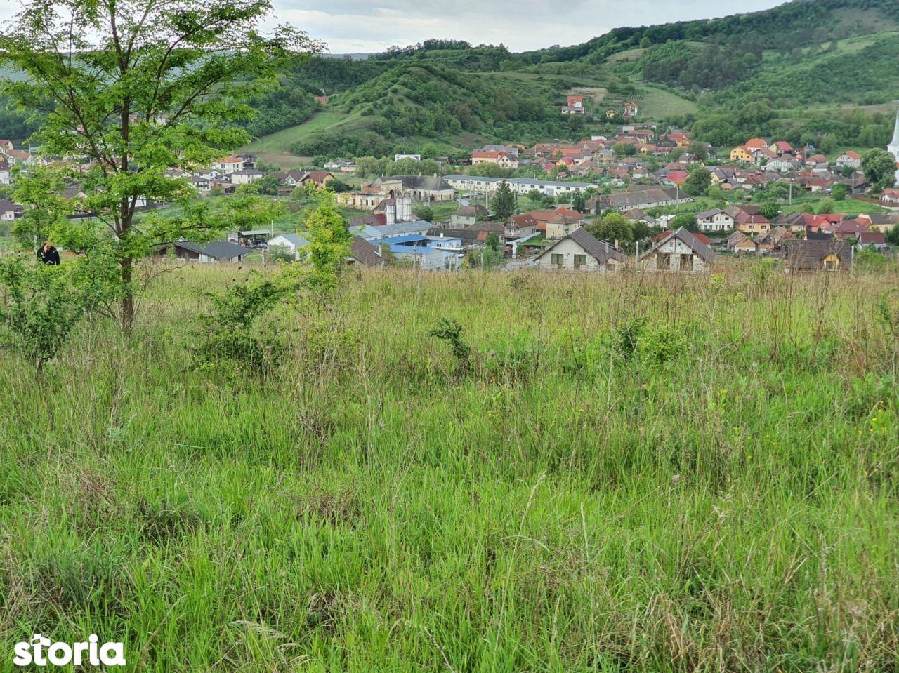 Parcele  de teren în Corunca cu PUZ și UTILITĂȚI